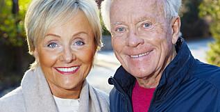Image: TV 2-Stenstrøms kone alvorlig syk i 14 år