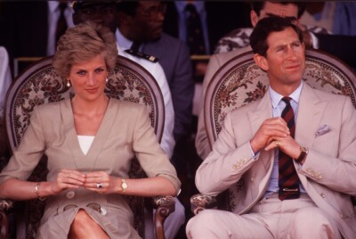 Image: - Fridde til annen kvinne før Diana