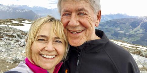 Image: Rune Larsen fridde på fjellet
