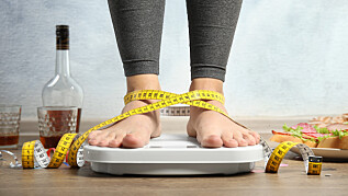 Image: Slik går du ned åtte kilo på fem uker