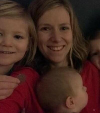 Image: Mor og tre barn døde