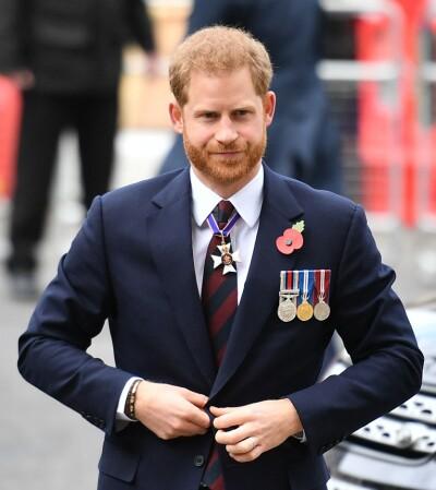 Image: Refser prins Harry: - Drittsekk
