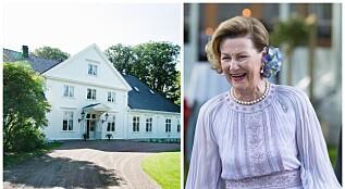 Image: Her skal Sonja hvile ut