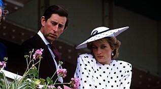 Image: Avhørt etter rykter om Diana-drap