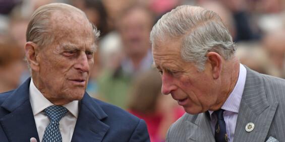 Image: Rørende hyllest etter prinsens død