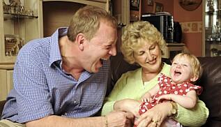 Image: Norske Susan ble mamma som 57-åring