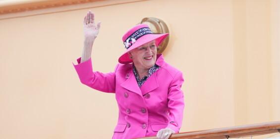 Image: Dronningen stoppes - nok en gang