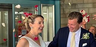 Image: «Hemmelig» gift etter skandalen