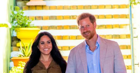 Image: Slik hyller kongefamilien Meghan på 40-årsdagen