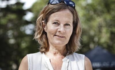 Image: Kjersti Holmen er død