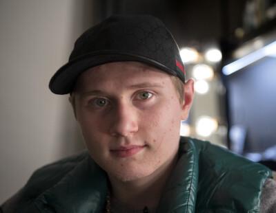 Image: Rapperen Einár (19) drept